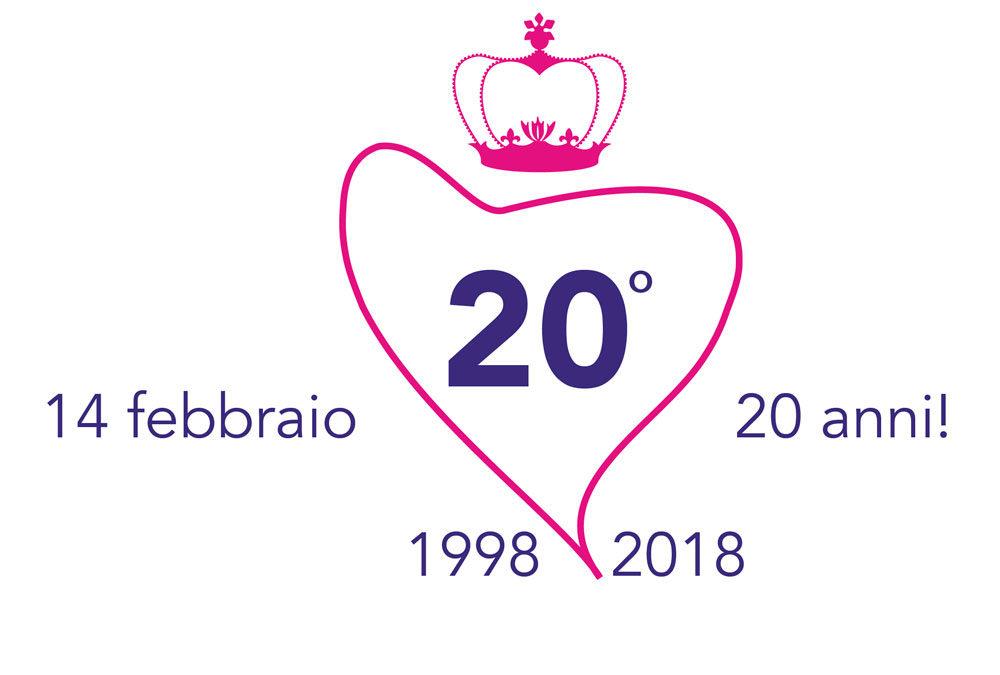 14 febbraio 1998-2018. 20 anni!