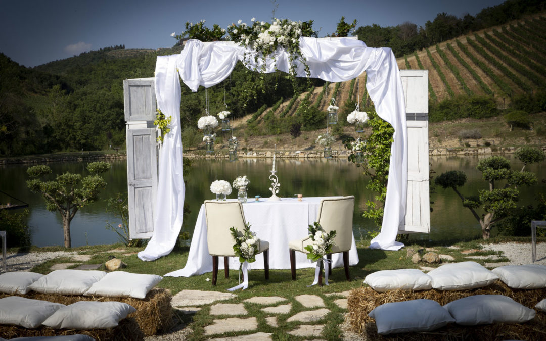 Organizzare il proprio matrimonio con il rito civile